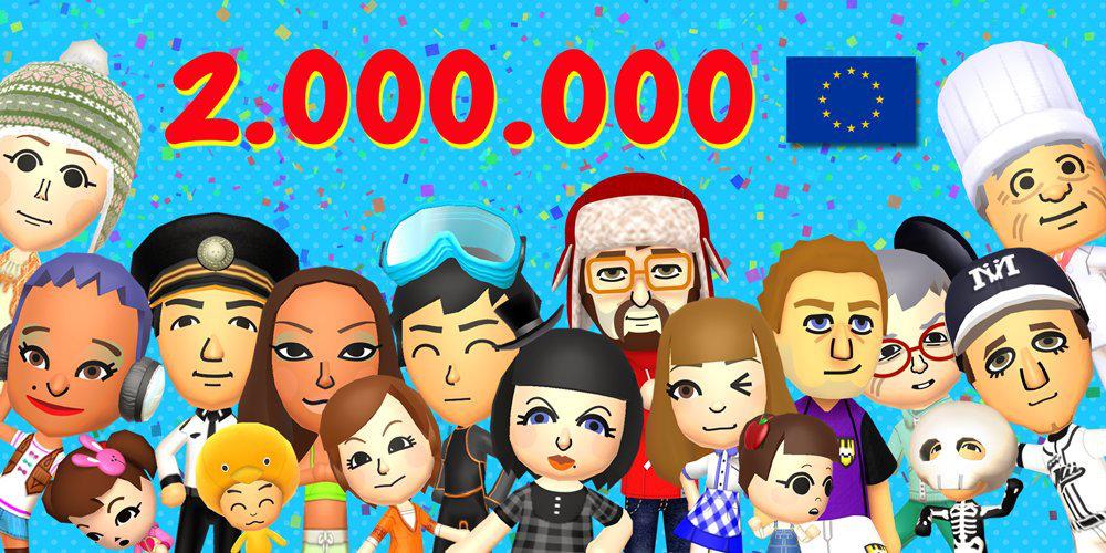 3DS『トモダチコレクション新生活』の累計販売本数が欧州単独で200万本を突破