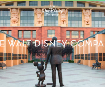 米ディズニーの7-9月期は6年ぶりの減収、メディアネットワークが不振