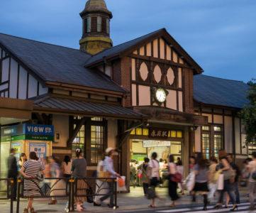 JR東日本:原宿駅が変わる、新駅舎を建設へ。東京五輪の20年までに