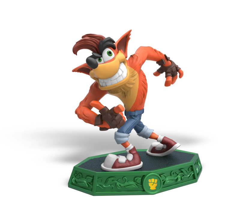 Skylanders_Crash Bandicoot_toy