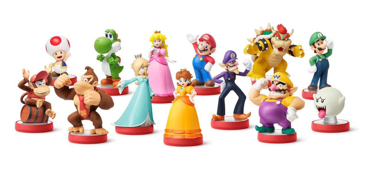 amiibo_super_mario_series