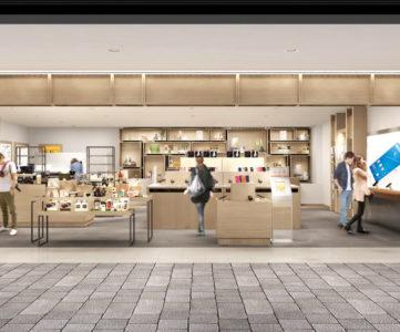 KDDI、北海道初の直営店「au SAPPORO」を札幌駅ビル内施設「パセオ」にオープン