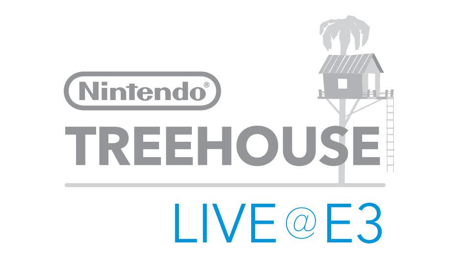 Nintendo Treehouse: Live @ E3 2016