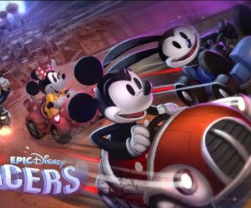 キャンセルされた『エピックミッキー』スピンオフ『Epic Disney Racers』のコンセプトアート