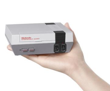 """北米:ミニファミコン「NES Classic」が生産終了、日本では""""いったん生産終了"""" **Update"""