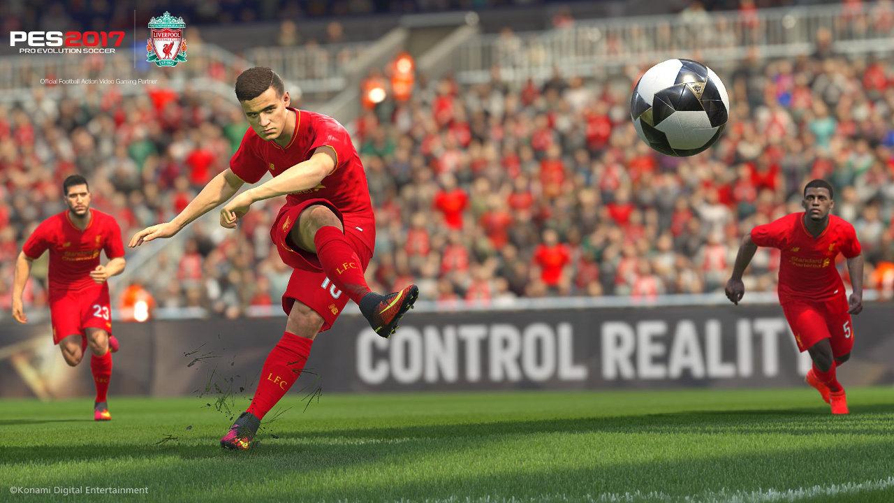 コナミ、リヴァプールFCと『ウイイレ』等サッカーゲームにおけるオフィシャルパートナー契約を締結