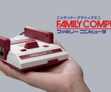 任天堂「ミニファミコン」は世界150万台販売、当初の予定数量をすべて出荷済みで増産中