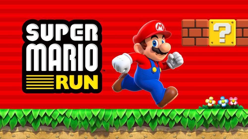任天堂「『スーパーマリオラン』はモバイル向けのマリオ、 Switch 対応は予定していない」