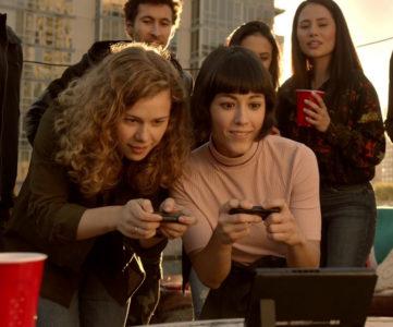 任天堂「Nintendo Switch」の初公開映像に使われていた曲
