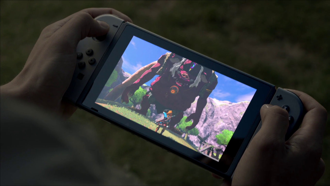 「Nintendo Switch」の画面サイズや解像度、マルチタッチ採用などが報じられる