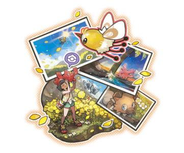 3DS『ポケットモンスター サン・ムーン』の立体視(3D表示)は『ポケモンスナップ』ライクな「ポケファインダー」の中で