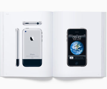 「Designed by Apple in California」、この20年のアップル社デザインを振り返る写真集