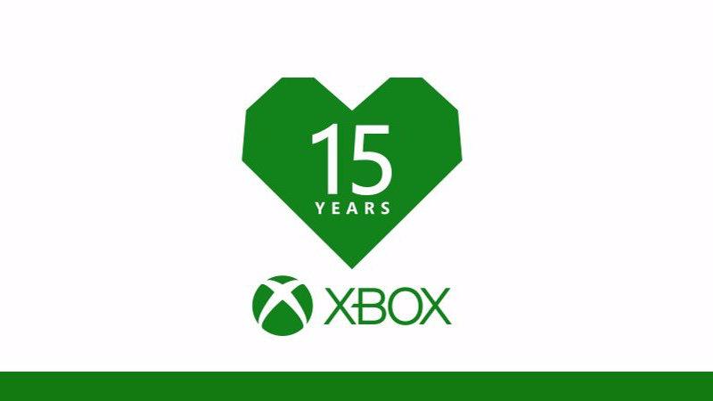 米任天堂、Microsoft「Xbox」の15周年を祝福