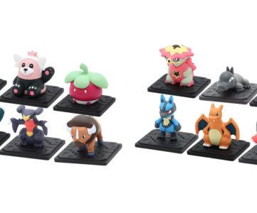 『モンコレGET』、3DS『ポケモン サン・ムーン』やおもちゃと連動するモンコレシリーズ新作