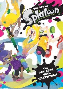 The Art of Splatoon - The Artbook with Splattitude!