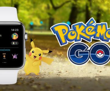 『ポケモンGO』がApple Watchに対応、近くにいるポケモンや歩いた距離の確認、歩数などがアクティビティデータと連携