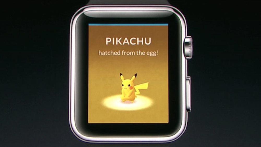 Apple Watch版『ポケモンGO』、リリースはまもなく「乞うご期待」