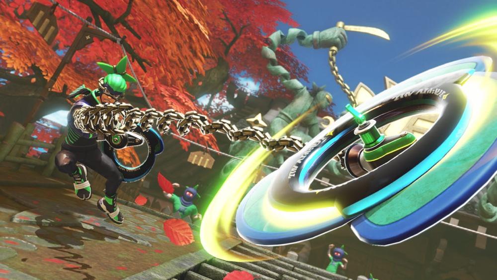 任天堂、『ARMS』で継続的な無料アップデートを実施。ファイターやステージアイテムなどが追加予定
