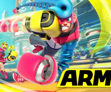 スイッチ向け『スマブラ』最新作に『ARMS』キャラクターは参戦するか