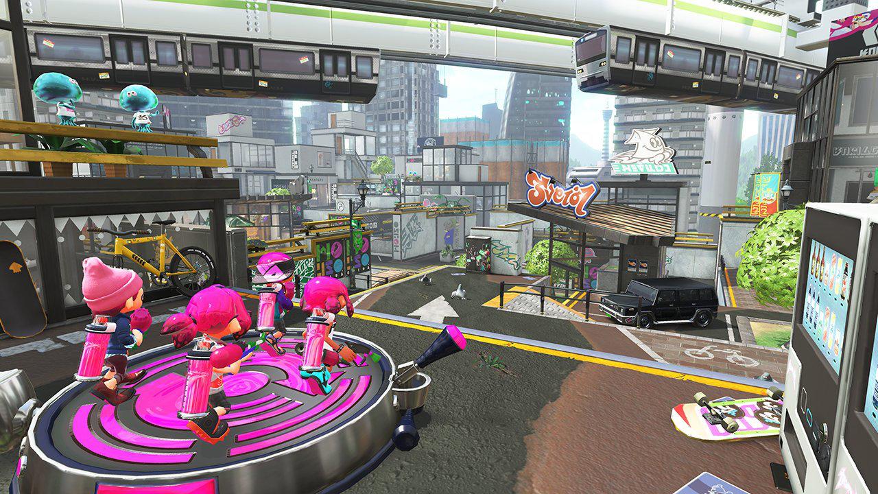 【スプラトゥーン2】インターネット接続環境がなくても遊べる、Nintendo Switch Onlineに加入しなくても楽しめるオフラインのゲームモード