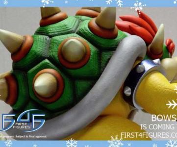 F4F:マリオの永遠のライバル「クッパ」が登場