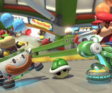 UK:Nintendo Switch『マリオカート8 デラックス』が4月の月間ソフト販売をリード