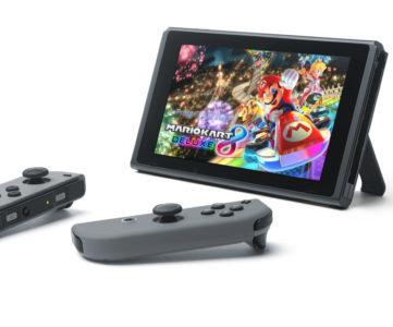 """Nintendo Swith の「Joy-Con」、Wiiリモコンのようにモーション操作も可能な上、「HD振動」など新しい機能も備えた """"表現力"""" を持つコントローラー"""