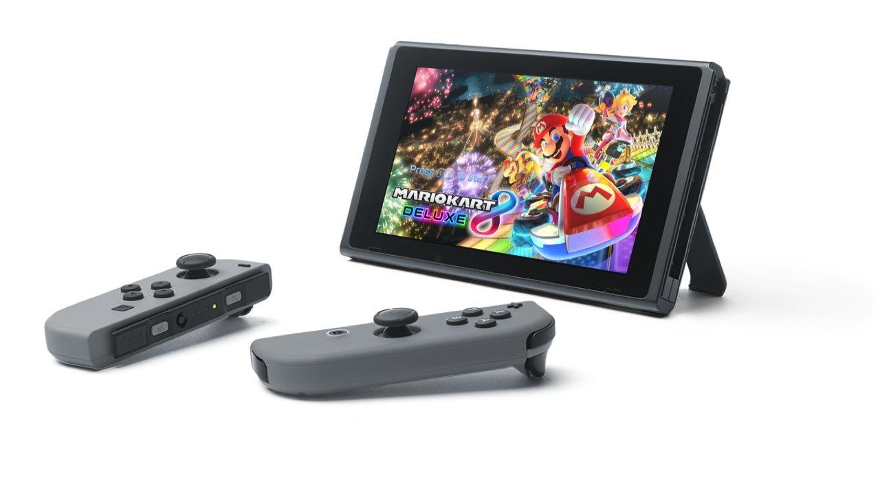 UK:Nintendo Switch は力強いローンチとなった一方で、在庫不足が懸念