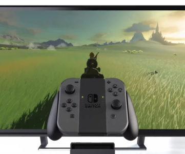 【Nintendo Switch】「TVモード」にしたのに画面がテレビに映らない場合の対処方法