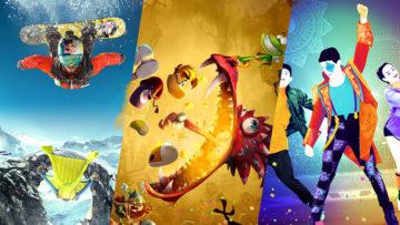 Ubisoft Nintendo Switch 向け初期ラインナップ