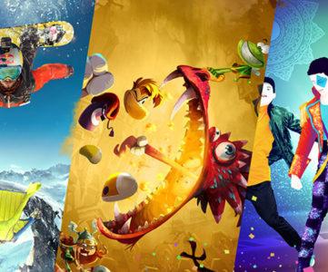 Ubisoft、 他にも複数の Nintendo Switch 向けプロジェクト。発表3タイトルは「ほんの始まり」