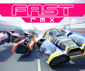 Nintendo Switch:『FAST RMX』について、『FAST Racing NEO』の Shin'en がおくる高速レーシングゲーム