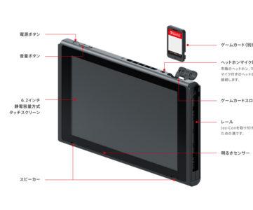 Nintendo Switch:Bluetoothヘッドセット/ヘッドホン接続にも対応 **訂正あり