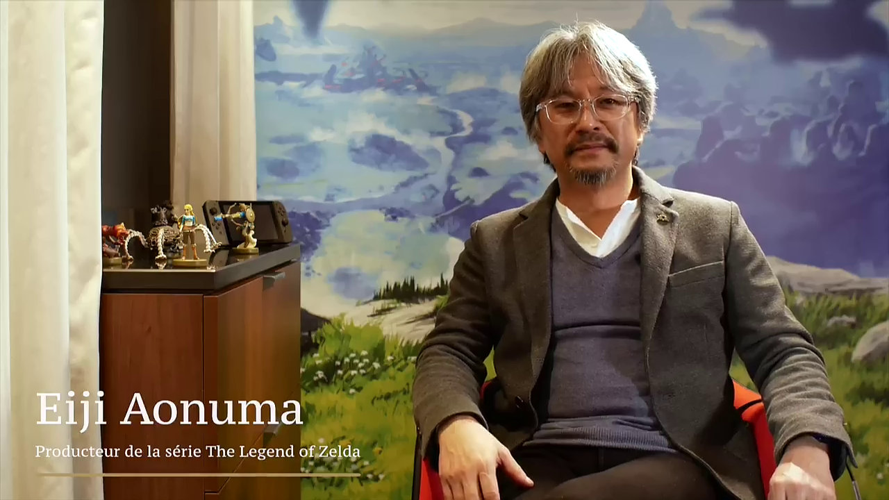 『ゼルダの伝説 BotW』、時系列や「勇者の服」の存在、開発におけるチャレンジなど任天堂・青沼英二氏がファンの質問に回答