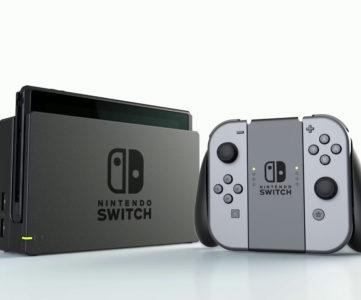 Nintendo Switch:国内推定初週販売台数は33万台