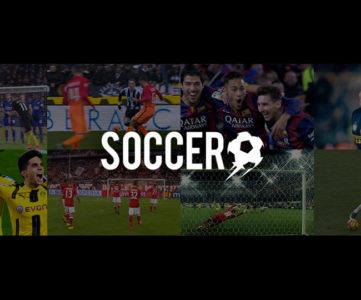 AbemaTVに「サッカーチャンネル」が開設、バルセロナなど欧州9チームの全試合を24時間365日無料放送