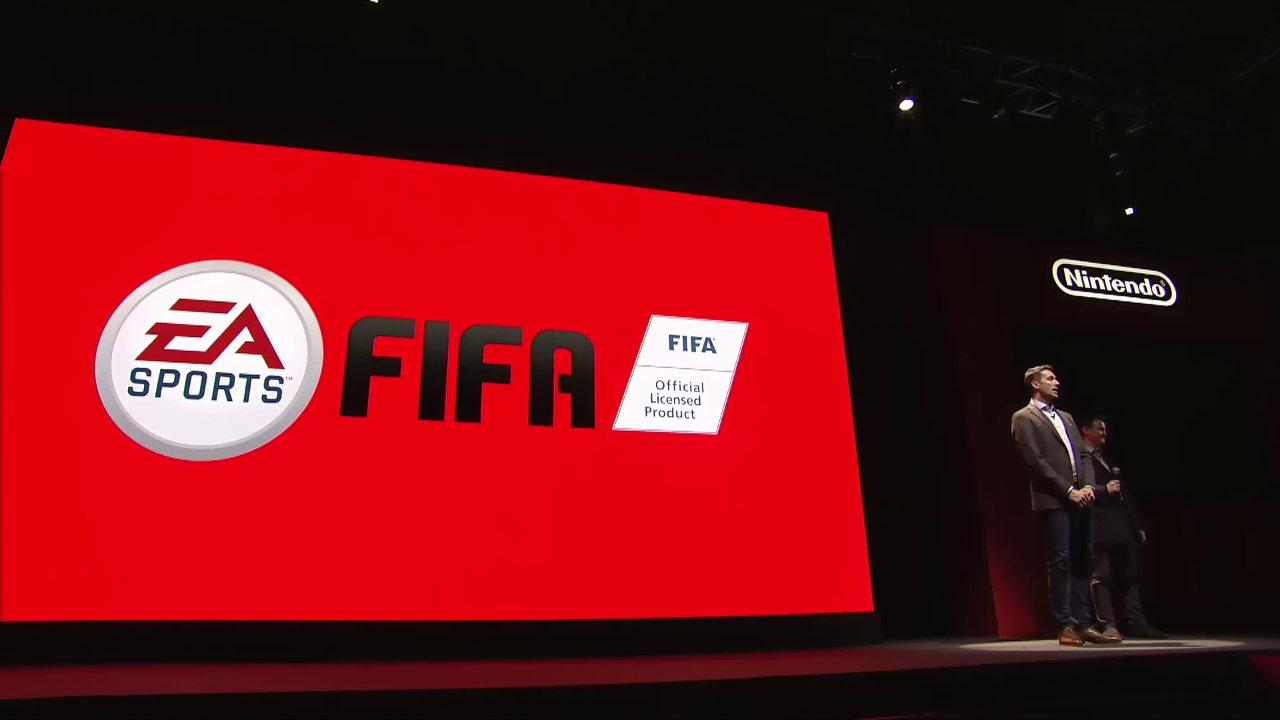EA、Nintendo Switch に特化した『FIFA 18』で任天堂プラットフォームへ復帰