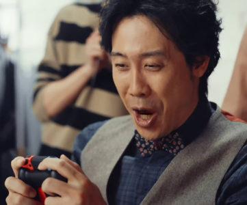Nintendo Switch の国内TVCMに大泉洋さんやTEAM NACSのメンバーが出演、持ち運び可能なプレイスタイルやマルチプレイを紹介