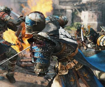 2017年2月の米ゲーム市場は『For Honor』が月間1位、総販売規模は減少続く – NPD