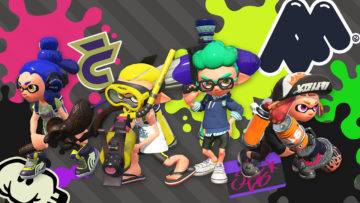 Splatoon 2 - ギア