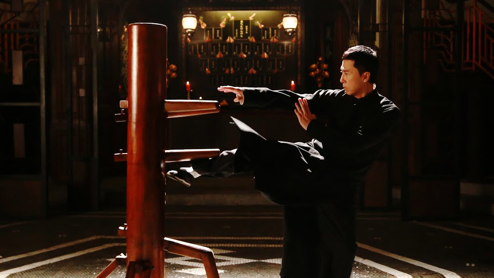 Hulu、ドニー・イェン主演の映画『イップ・マン 継承』でオンライン試写会を開催。前2作品も配信中