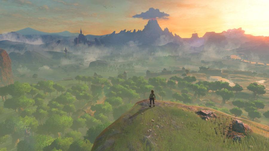 ゼルダの伝説 ブレス オブ ザ ワイルド (The Legend of Zelda: Breath of the Wild)
