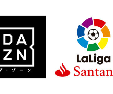 DAZN、リーガ・エスパニョーラの放映権を取得。バルサやレアルなど注目試合を毎節最大5試合放送