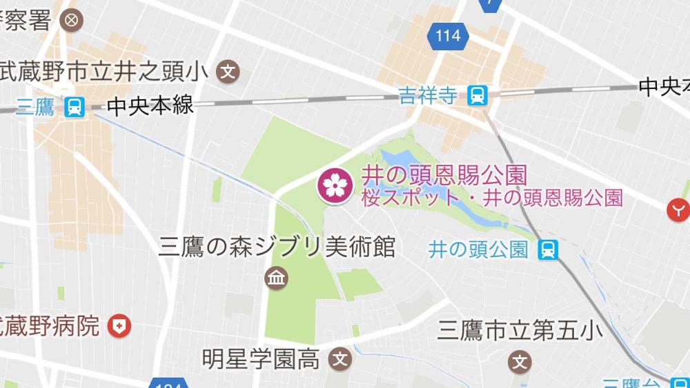 Googleマップの「桜スポット」機能が便利、日本全国の桜の開花状況や花見の見どころが紹介