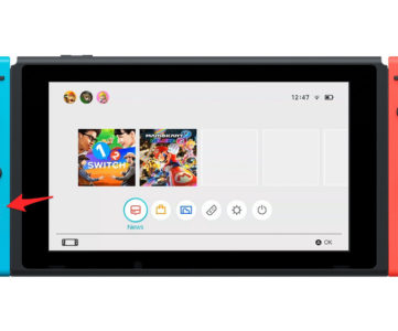 【Nintendo Switch】スクリーンショットを撮る方法、撮影した写真の保存場所