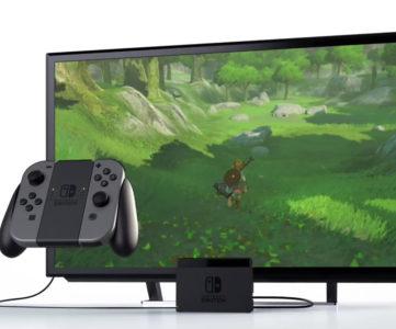 北米:Nintendo Switch の発売タイトル数が200本を突破