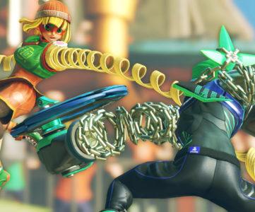 任天堂、6月の米ゲームチャートトップ5に『ARMS』など3タイトルを送り込む。Nintendo Switch の勢い持続