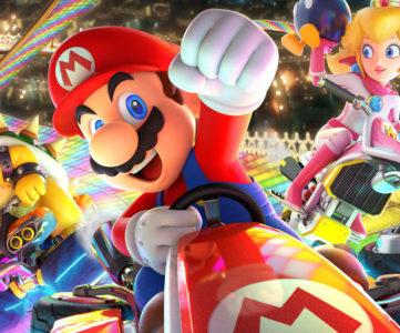 『マリオカート8』が米国で最も売れたレースゲームに、『マリオカートWii』を上回る