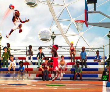 『NBA Playgrounds』、現実離れしたド派手なダンクを叩き込む『NBA JAM』ライクな「2on2」バスケゲーム
