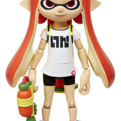 World of Nintendo - Inkling Girl from Splatoon